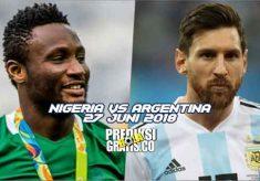prediksi pertandingan, piala dunia 2018, nigeria vs argentina, nigeria, argentina, lionel messi