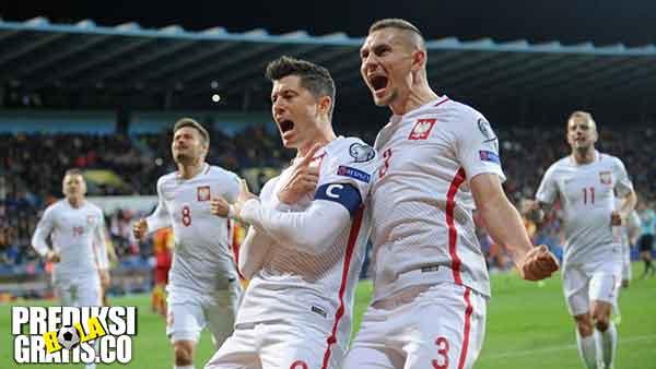 prediksi pertandingan, piala dunia 2018, polandia vs kolombia, polandia, kolombia, robert lewandowski, james rodriguez, radamel falcao