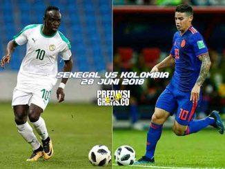prediksi pertandingan, piala dunia 2018, senegal vs kolombia, senegal, kolombia
