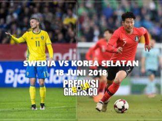 prediksi pertandingan, piala dunia 2018, swedia vs korea selatan, swedia, korea selatan, son heung min, emil forsberg