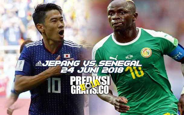 prediksi pertandingan , piala dunia 2018, jepang vs senegal, jepang, senegal, shinji kagawa, sadio mane