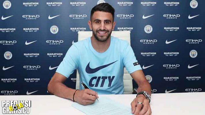 riyad mahrez, mahrez, manchester city, the cityzens, city, premier league, liga inggirs, leicester city, algeria, the foxes