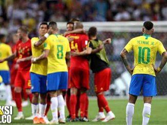 hasil pertandingan, piala dunia 2018, babak perempat final, brazil vs belgia, brazil, belgia, kevin de bruyne, romelu lukaku, eden hazard, neymar, philippe coutinho, fernandiho, thibaut courtois