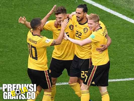 Belgia Juara, Juara 3, Piala Dunia 2018, rusia, belgia vs inggris, belgia, inggris, thomas meunier, eden hazard, jordan pickford, harry kane