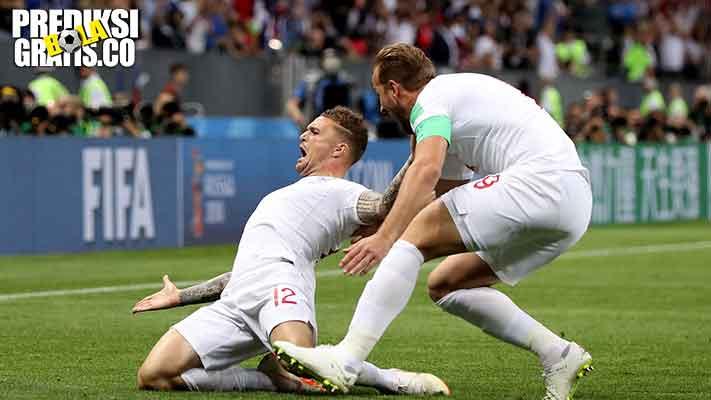 hasil pertandingan, babak semifinal, piala dunia 2018, kroasia vs inggris, kroasia, inggris, mario mandzukic, luka modric, ivan perisic, harry kane, jesse lingard, kieran trippier