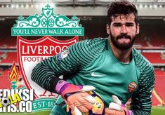 alisson, alisson becker, as roma, roma, liverpool, the reds, loris karius, simon mignolet, danny ward, premier league, liga inggris, serie a