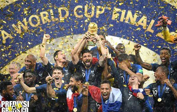 perancis juara piala dunia 2018, piala dunia 2018, perancis, perancis vs kroasia, kroasia, paul pogba, antoine griezmann, kylian mbappe, hugo lloris, mario mandzukic, luka modric, ivan perisic, ivan rakitic