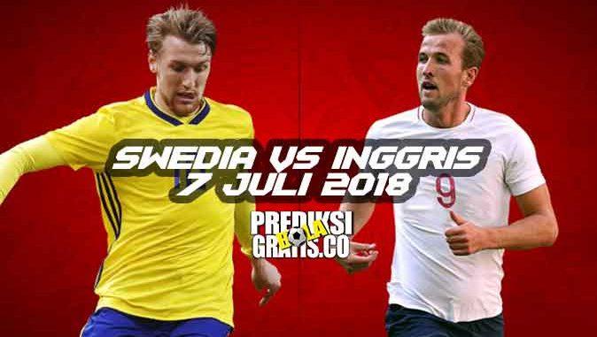 prediksi pertandingan, piala dunia 2018, perempat final, swedia vs inggris, swedia, inggris, harry kane, marcus rashford, raheem sterling
